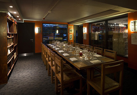 Private dining high timber london city restaurant and for Best private dining rooms city of london